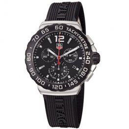 CAU1110.FT6024 Tag Heuer Formula 1 cronografo 42mm