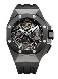 Audemars Piguet Royal Oak Concept Flying Tourbillon GMT Titanium Reloj 26589IO.OO.D002CA.01