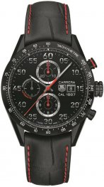 CAR2A80.FC6237 Tag Heuer Carrera Calibre 43 mm Cronografo 1887Automatic