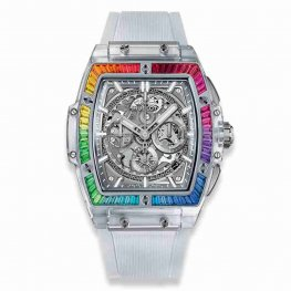 Hublot Spirit of Big Bang Sapphire Rainbow 42mm 641.JX.0120.RT.4099