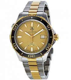 Tag Heuer Aquaracer WAK2121.BB0835 500 M Calibre 5Automatic reloj 41 mm