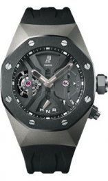 26560IO.OO.D002CA.01 Audemars Piguet Royal Oak Tourbillon GMT Concept