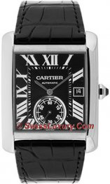 Cartier Tank MC acero inoxidable W5330004