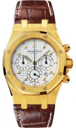 26022BA.OO.D088CR.01 Audemars Piguet Royal Oak Cronografo 40mm oro amarillo