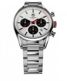 TAG Heuer Carrera Calibre CH 80 Chronograph 41mm Steel CBA2111.BA0723 reloj replicas