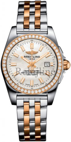 Breitling Galactic 29 para mujer, modelo c7234853/a791/791c