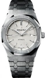 15400ST.OO.1220ST.02 Audemars Piguet Royal Oak Auto 41mm Winding