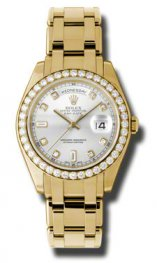 18948 sd Rolex Day-Date Special Edition oro amarillo Masterpiece
