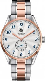Replicas Tag Heuer Carrera Calibre 6 Heritage Automatico 39mm WAS2155.BD0734