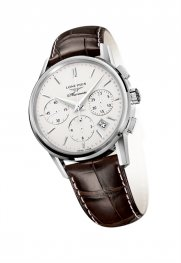 Longines Column-Wheel Chronograph L2.733.4.72.2