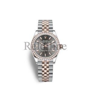 Rolex Datejust 31 Oystersteel Everose oro M278381RBR-0018