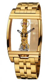 113.550.56/M600 0000J Corum Golden Bridge oro amarillo