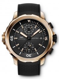 "IWC Aquatimer Chronograph Edition ""Expedition Charles Darwin"" 44 mm IW379503"