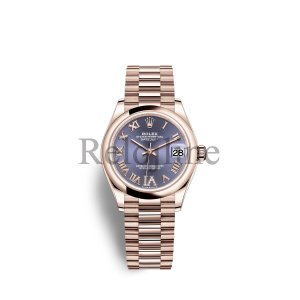 Rolex Datejust 31 Everose oro M278245-0028