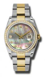 116243 dkmdo Rolex Datejust 36mm Oyster