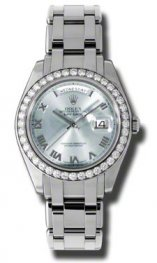 18946 glar Rolex Day-Date Special Edition Platinum Masterpiece