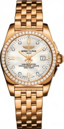 Breitling Galactic 29 H7234853/A792/791H Oro rosa Replicas
