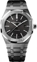 15400ST.OO.1220ST.01 Audemars Piguet Royal Oak Auto 41mm Winding