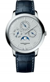 Vacheron Constantin Patrimony perpetual calendar Collection Excellence Platine 43175/000P-B190