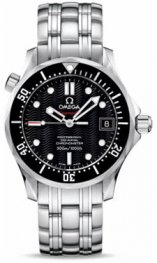 212.30362001001 Omega Seamaster Diver 300 M Co-Axial 3625 mm de acero inoxidable
