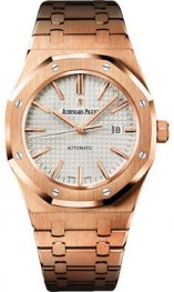 15400OR.OO.1220OR.02 Audemars Piguet Royal Oak Auto 41mm Winding oro rosa