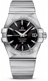 1231035.2001001 Omega Constellation Co-Axial 35 mm acero inoxidable cepillado