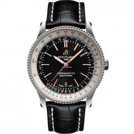 Breitling Navitimer Automatic 41 Negro Croco A17326211B1P1