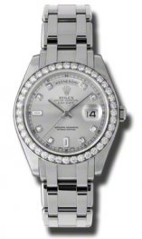 18946 gd Rolex Day-Date Special Edition Platinum Masterpiece
