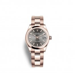 Rolex Datejust 31 Everose oro M278245-0025