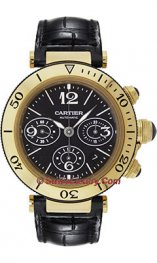 Cartier Pasha Seatimer Cronografo 42.5 mm W3030017