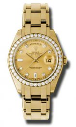 18948 chd Rolex Day-Date Special Edition oro amarillo Masterpiece