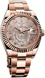 Rolex Watches Sky-Dweller oro Everose 326935