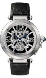 Cartier Pasha Esqueleto Flying Tourbillon W3030021