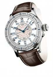Longines Lindbergh Hour Angle Watch L2.678.4.11.0