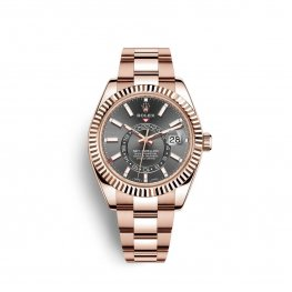 Rolex Sky-Dweller Everose gold M326935-0007
