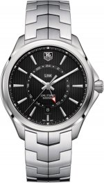 Replicas Tag Heuer Link Automatico Dial Negro WAT201A.BA0951