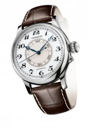 Longines Weems Second-Setting Watch L2.713.4.13.0