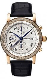 Montblanc Star Gold Cronografo GMT Automatic103686