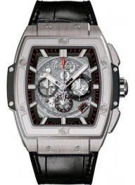 601.NX.0173.LR Hublot Espiritu de Big Bang Watch titanio