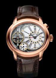 Audemars Piguet Millenary QUADRIENNIUM reloj 26149OR.OO.D803CR.01 Replicas
