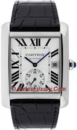 Cartier Tank MC acero W5330003 inoxidable