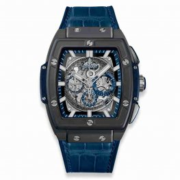 Hublot Spirit of Big Bang Ceramic Azul 45mm 601.CI.7170.LR