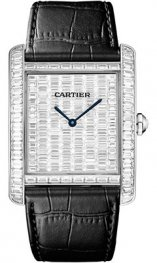 Cartier Tank MC Oro Blanco HPI00623