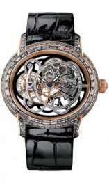 26381OR.ZZ.D102CR.01 Audemars Piguet Millenary Se?ora Onyx Tourbillon