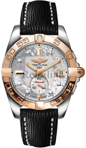 Breitling Galactic 36 Automatic C3733012/A725/213X/A16BA.1 Oro rosa