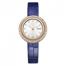 Piaget Possession Diamond Silver Dial Damas 18K Rose Gold G0A43082