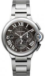 W6920077 Cartier Ballon Bleu acero inoxidable