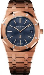 15202OR.OO.1240OR.01 Audemars Piguet Royal Oak Auto 39mm Winding oro rosa