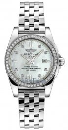 Breitling Galactic 29 Mujer A7234853/A785-791A
