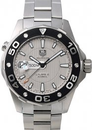 Tag Heuer Aquaracer WAJ2111.BA0870 500 M Calibre 5Automatic reloj 43 mm